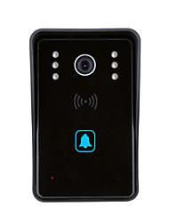Недорогие -W801 WIFI Снято Нет экрана (выход на APP) Телефон 640*480 пиксель Один к одному видео домофона