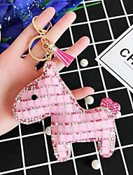 cheap -Horse / Creative Keychain Favors Crystal RFID Keyfobs - 1 pcs