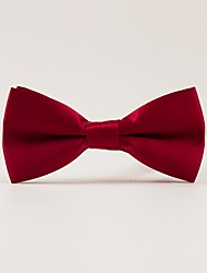 cheap -Men's / Unisex Party / Work Bow Tie - Solid Colored / Paisley