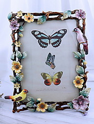 cheap -Modern Style Resin Painted Finishes Picture Frames, 1pc