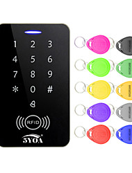cheap -5YOA B10-10KeyTK4100 Access Control System Set / Access Controller RFID Password / ID Card Home / Apartment / School