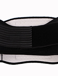 cheap -Lumbar Belt / Lower Back Support for Running Fitness Men's Other Material 2pcs Sports & Outdoor Black