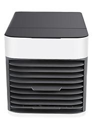 abordables -été climatisation ventilateur réfrigération mini refroidisseur d'air vibrant le même paragraphe, plus pulvérisation d'eau micro climatisation petit ventilateur ventilateur électrique ventilateur de