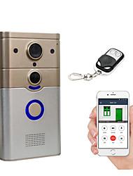 Недорогие -BCF820 WIFI / Беспроводное Нет экрана (выход на APP) Телефон Один к одному видео домофона