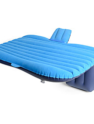 cheap -Car Mattress Car Mattress Blue Oxford Cloth Common For universal