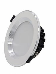 cheap -1pc 5 W 250-300 lm 10 LED Beads LED Downlights Warm White Natural White White 85-265 V Ceiling Commercial Home / Office