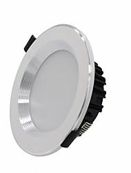 Недорогие -1шт 5 W 250-300 lm 10 Светодиодные бусины LED даунлайт Тёплый белый Естественный белый Белый 85-265 V Деловой Дом / офис Гостиная / столовая