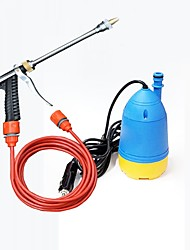 cheap -Portable Car Wash Tool Electric High Pressure Car Wash Pump 12V Intelligent Spray Pump Car Washer