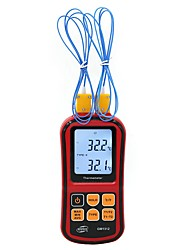 Недорогие -Benetech gm1312 -50300c термопара термометр двухканальный цифровой измеритель температуры для k / j / t / e / r / s / n жк-термометр