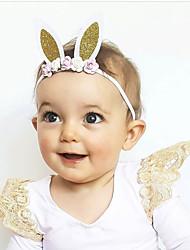 abordables -Bébé Fille Basique / Doux Animal Imprimé Acrylique Accessoires Cheveux Rouge / Rose Claire / Lavande Taille unique