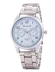 cheap -Women's Quartz Watches Casual New Arrival Silver Alloy Chinese Quartz Silver Creative Casual Watch Adorable 30 m 1 pc Analog One Year Battery Life