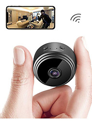 cheap -A9 IP Camera Full HD 1080P WiFi Security Camera Night Vision Wireless 80 Degrees Wide Angle Outdoor Mini Camera Home Security Surveillance Micro Small Camera Remote Monitor Phone OS Android App