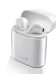 Недорогие -KawBrown i7S TWS True Беспроводные наушники Беспроводное С микрофоном EARBUD