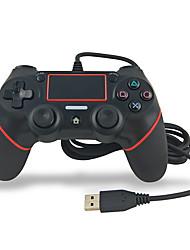 abordables -pxn yxps4 manettes de jeu filaires / manette de commande joystick pour ps4 bluetooth nouveau design / manettes de jeu portables / manette de commande manipulateur abs 1 unité