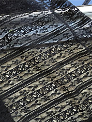 cheap -Lace Florals Inelastic 140 cm width fabric for Apparel and Fashion sold by the 0.5m