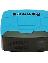 Недорогие -TSU20 ЖК экран Проектор 500 lm Операцмонная система LINUX Поддержка / 1080P (1920x1080) / QVGA (320x240)