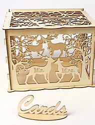 cheap -Ornaments Wood 1 set Wedding