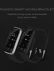 Недорогие -KUPENG CB01 Умный браслет Android iOS Bluetooth Smart Спорт Водонепроницаемый Пульсомер Измерение кровяного давления / Датчик для отслеживания активности / Датчик для отслеживания сна / будильник