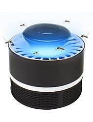 cheap -Photocatalytic Mosquito Repeller Lamp Insect Repeller Pest Repeller USB Effective Safe Silent Non-Toxic UV Protection Silent Suitable for Pregnant Women and Babies 5V 1pc