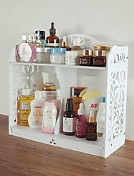 Недорогие -Место хранения организация Косметологический макияж Пластиковая пена из ПВХ Прямоугольная форма Творчество / Оригинальные