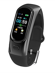 cheap -BoZhuo H109 Smart Bracelet Smartwatch Android iOS Bluetooth Waterproof Heart Rate Monitor Blood Pressure Measurement Calories Burned Exercise Record Pedometer Call Reminder Sleep Tracker Sedentary
