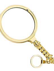 cheap -1832505S Hand Held Magnifying Glass 10X For Office and Teaching For Outdoor Sporting