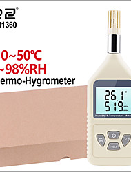 cheap -RZ GM1360 Professional Hygrothermograph Hygrometer Thermometer Handheld Digital Humidity Temperature Meter Tester