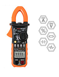 cheap -PEAKMETER PM2018A Digital Clamp Meter Handheld LCD Multimeter AC/DC Voltage Diagnostic-tool Current Tongs Resistance Continuity