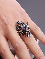 cheap -Game of Thrones Ring Retro Halloween Alloy Holiday Jewelry For Masquerade Party / Cocktail Halloween Carnival Men's Women's Costume Jewelry Fashion Jewelry / Rings