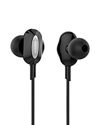 cheap -LETANG In Ear Wired Headphones Earphone PVC (Polyvinylchlorid) Mobile Phone Earphone Stereo / Noise-isolating / with Microphone Headset