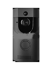 cheap -WIFI / Wired & Wireless No Screen(output by APP) Telephone One to One video doorphone