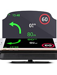 cheap -LT29 5.6 inch Other CMOS Sensor Wireless 5.62 inch Head Up Display Waterproof / Foldable / New Design for Car / Bus / Truck GPS Navigation / Measure Driving Speed / Driving Speed