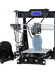 Недорогие -Tronxy® P802M DIY 3D принтер комплект 220 * 220 * 240 мм Размер печати Поддержка автономной печати 1,75 мм 0,4 мм