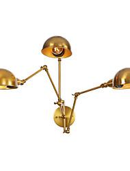 abordables -Antireflet / Créatif Rétro / Vintage / Moderne contemporain Lumières de bras oscillant Bureau / Bureau de maison / Magasins / Cafés Métal Applique murale 110-120V / 220-240V
