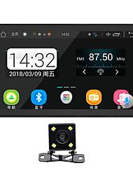 Недорогие -SWM H-2007+4LED camera 7 дюймовый 2 Din Android 8.1 Автомобильный мультимедийный проигрыватель / Автомобильный MP5-плеер / Автомобильный GPS-навигатор Сенсорный экран / MP3 / Встроенный Bluetooth для