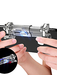 cheap -k8 Game Trigger For Android / iOS ,  Portable / New Design Game Trigger PP+ABS 1 pcs unit