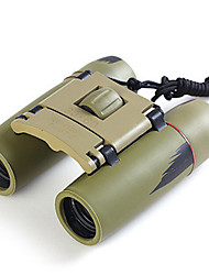 cheap -LUXUN® 8 X 25 mm Binoculars Lenses Waterproof High Definition Antiskid BAK4 Hunting Performance Everyday Use Spectralite PP+ABS / Bird watching