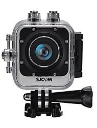 Недорогие -SJCAM M10 + WIFI 720p / 1080p HD / Беспроводной Автомобильный видеорегистратор 170° Широкий угол 12.0 Мп КМОП 1.5 дюймовый LCD Капюшон с Обноружение движения Автомобильный рекордер