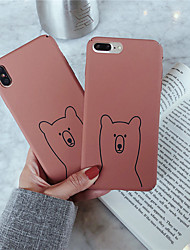 cheap -Case For Hot model Apple iPhone XR / iPhone XS Max Pattern Back Cover Panda Soft TPU for iPhone 6  6 Plus  6s 6s plus 7 8 7 plus 8 plus X XS XR XS MAX