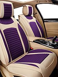 Недорогие -бизнес передние задние универсальные автомобильные чехлы на сиденья комплекты подушек роскошные симпатичные транспортные средства аксессуары для универсального / нетканого материала / полиэстера