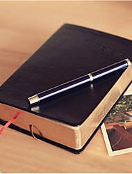 Недорогие -Дерево / Бамбук Золотой 1 шт. Креативные ноутбуки 12*17*5 cm