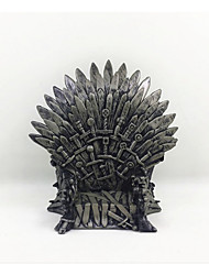 cheap -Game of Thrones Iron Throne Bed / Desk Mount Stand Holder Adjustable Stand Gravity Type ABS / PVC Holder