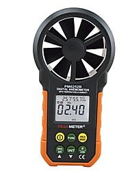 cheap -Digital Anemometer Air Temperature Humidity Meter PEAKMETER PM6252B with RH USB Port