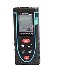 cheap -SNDWAY SW-M80 Handheld Laser Range Finder Infrared Measuring Instrument 80M Laser Electronic Ruler Distance Meter