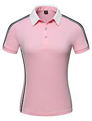 cheap -TTYGJ Women's Tennis Tee / T-shirt Lightweight Breathable Quick Dry Autumn / Fall Spring Summer Athleisure Outdoor / Micro-elastic