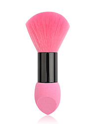cheap -Professional Makeup Brushes 1pc Professional Soft Comfy Plastic for Makeup Brush
