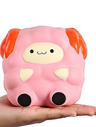 Недорогие -Резиновые игрушки Овечья шерсть Декомпрессионные игрушки Поли уретан для Все