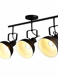 cheap -QIHengZhaoMing 3-Light Spot Light Painted Finishes Metal 110-120V / 220-240V
