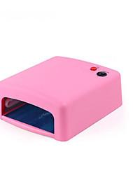 Недорогие -Новинка новейший нейл-арт свет лампы 36 Вт сушилка уф-гель лак отверждения сушильный аппарат удобно для женщин леди