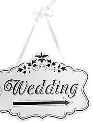 cheap -Unique Wedding Décor Wood Wedding Decorations Wedding Creative / Wedding All Seasons